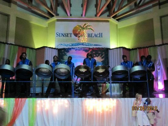 Sunscape Splash Montego Bay : Steel Band- Entertainment
