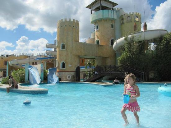 Sunscape Splash Montego Bay : the waterpark-