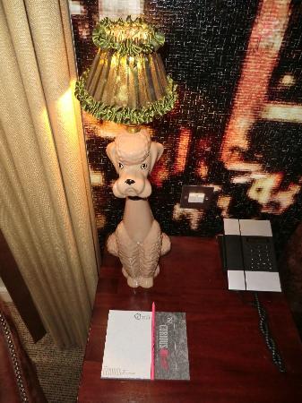 Salthouse Harbour Hotel: Bedside Lamp