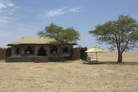 Singita Sabora Tented Camp: Tent 9