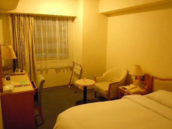 Sunroute Hotel: 912号室