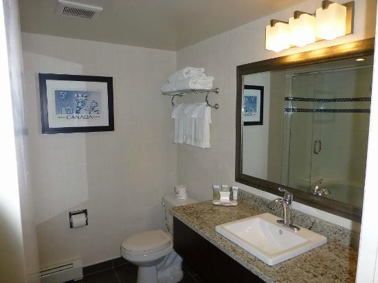 Marmot Lodge: Bathroom