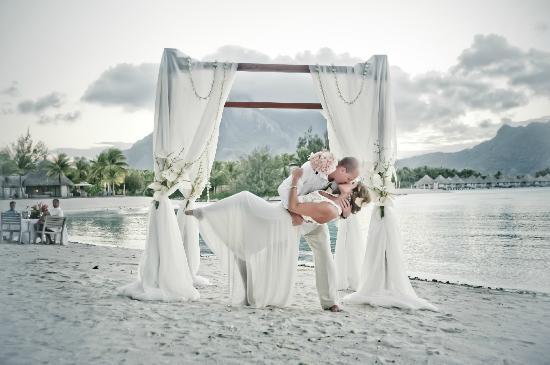 The St Regis Bora Resort Our Wonderful Wedding There