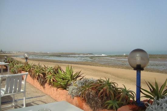Skhirat, Maroc : beach views