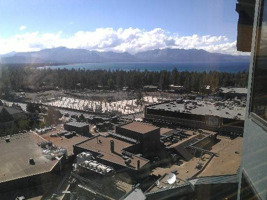 Harrah's Lake Tahoe: View from Room 1527