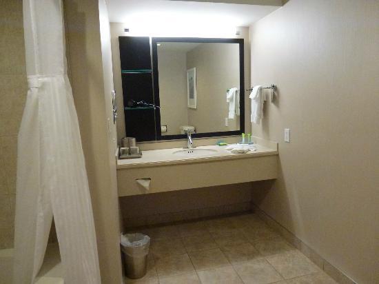 Radisson Hotel & Suites Fallsview: Large counter