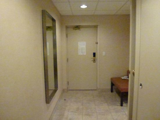 Radisson Hotel & Suites Fallsview: Entry