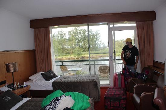 Van der Valk Hotel Volendam: Quarto do hotel