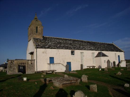 Tarbat Discovery Centre: Tarbet Discovery Centre - the Old Church, Portmahomack