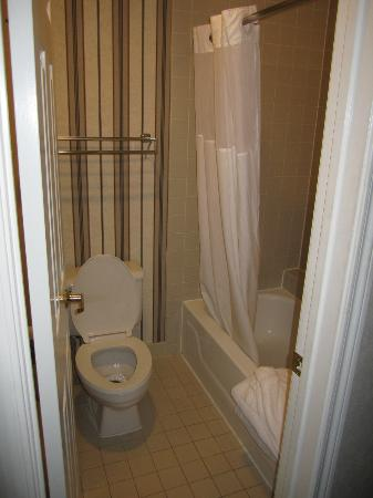 Quality Suites: Bathroom