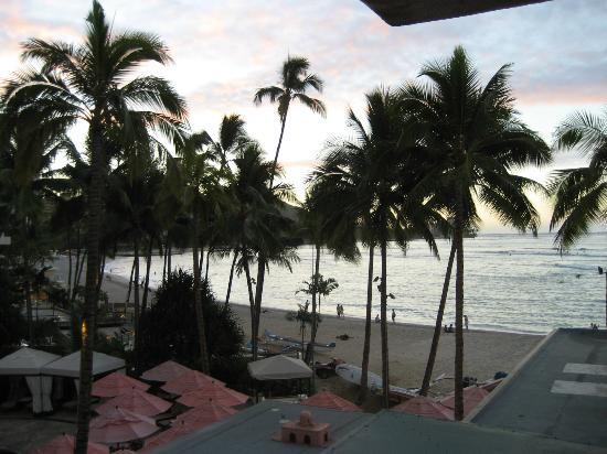 The Royal Hawaiian, A Luxury Collection Resort: Ocean view