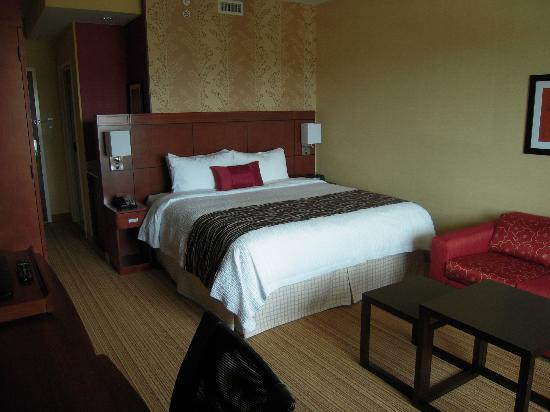 Courtyard by Marriott Maui Kahului Airport: Bed was very nice