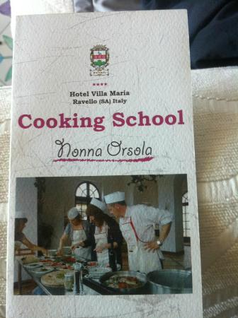 Villa Maria Hotel: Cooking School