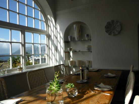 Chartfield Guest House: Breakfast room