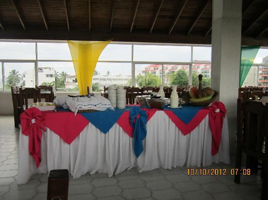 Hotel Portofino : variedad y presentacion