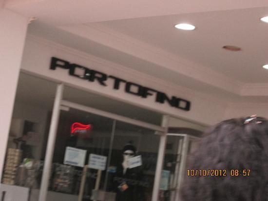 Hotel Portofino: entrada al hotel