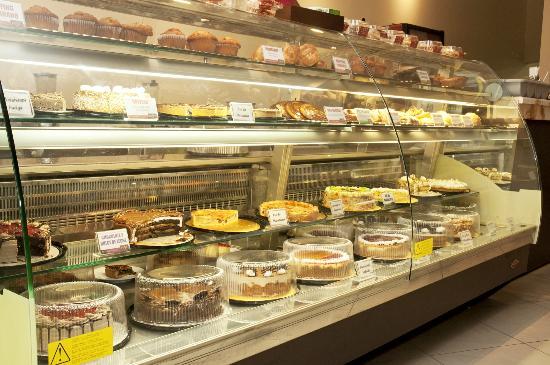 Cafe TeConTe: desserts.