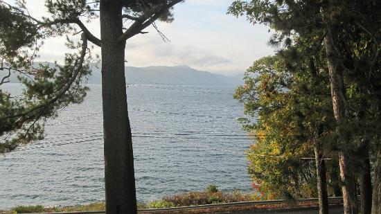 Ruah Bed & Breakfast: View of Lake George
