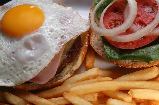 Cafe TeConTe: te con te hamburger
