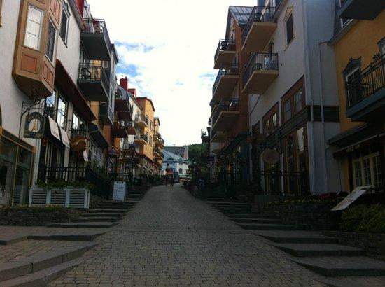 La Place St-Bernard - Les Suites Tremblant : Village