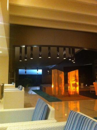 Secrets Huatulco Resort & Spa: la recepción.
