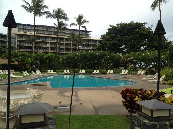 Kaanapali Beach Hotel: pool