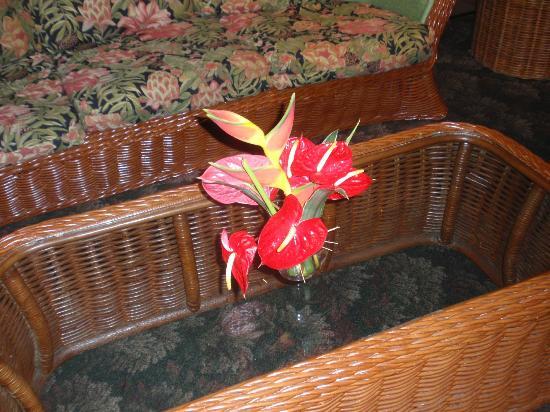Kaanapali Beach Hotel: lobby