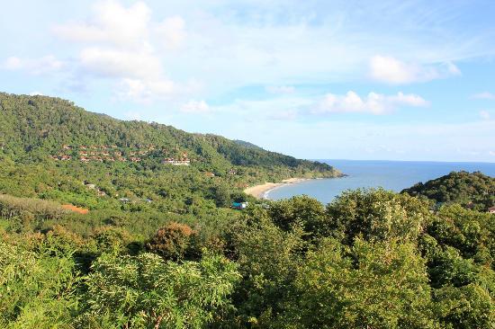 Baan KanTiang See Villa Resort: The best view of them all - Kantiang Bay