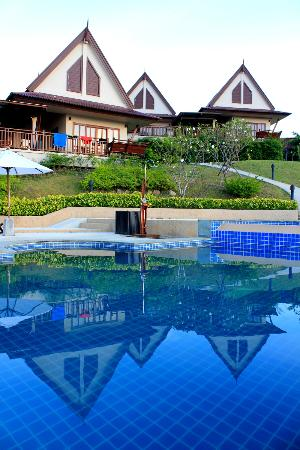 Baan KanTiang See : All villas around the pool