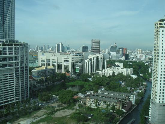 Novotel Bangkok Platinum Pratunam: View from the room