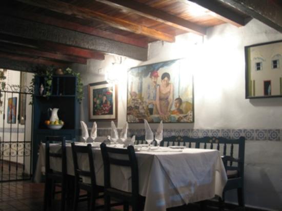 Restaurant La Creperie: Planta baja
