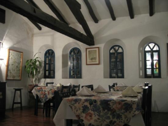 Restaurant La Creperie: segundo piso