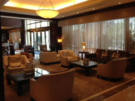 JW Marriott Miami: lobby