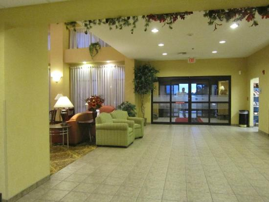Hampton Inn & Suites Scottsbluff Conference Center: lobby