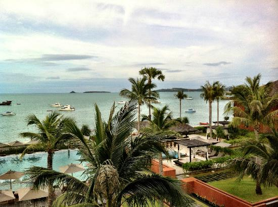 Hansar Samui Resort: View from the room
