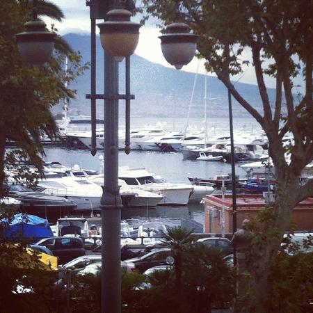 Mergellina Resort: vista do nosso quarto