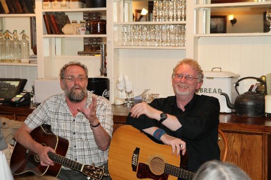 The Brazen Head - musicians