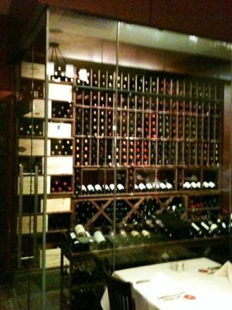 Fogo de Chao Brazilian Steakhouse: Fogo de Chao Baltimore Weinauswahl