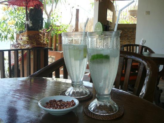 Corner Warung : lemon squash bien frais!