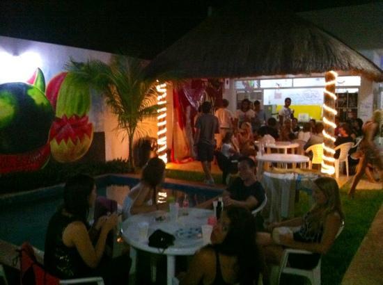 Hostel Vive la Vida: buen ambiente !