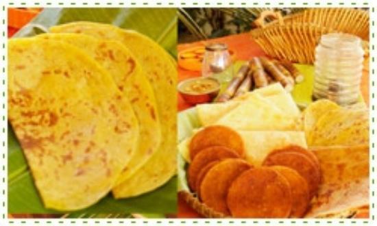 Halli Mane: Tradtional Sweets ... obbattu,kajjaya