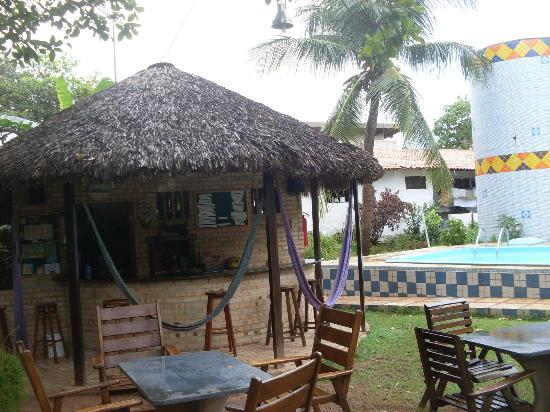 Casa Suica Brasileira: Lanchonete