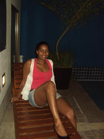 Hotel SAO PAULO IGUATEMI BY MELIA: A excelente área da piscina localizada na cobertura