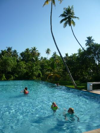 Marari Villas: Closest pool at Abad Turtle Beach Resort