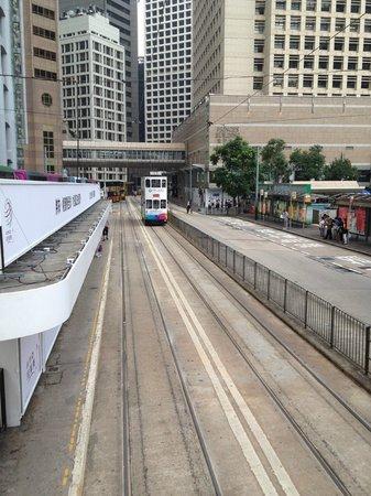 Hong Kong Tramways (Ding Ding): The Tram way
