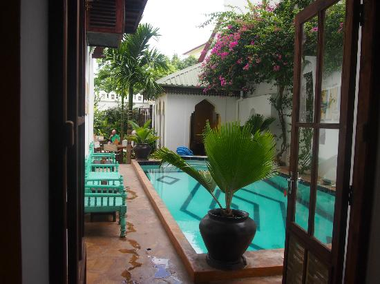 Kholle House: Pool
