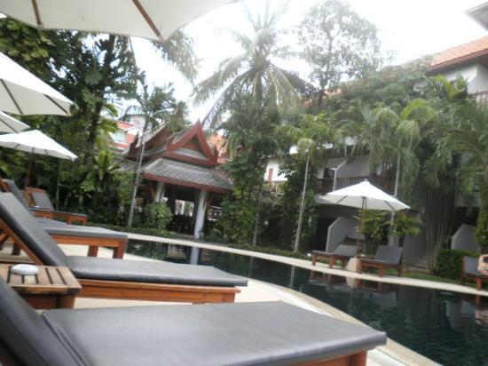 Salathai Resort: pool