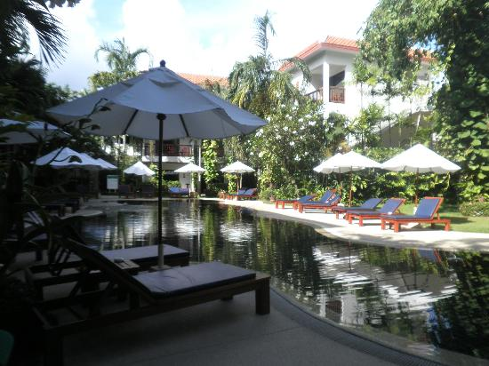 Salathai Resort: pool