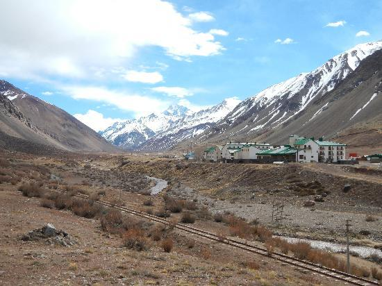 Ayelen Hotel de Montana: Los Penitentes