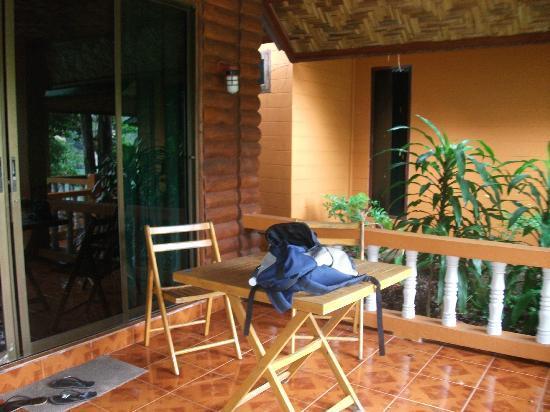 Diamond Private Resort: balcony